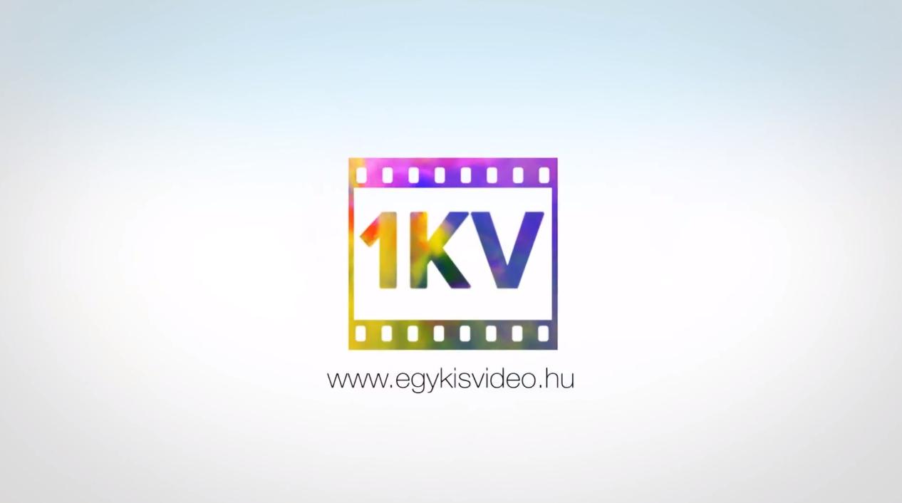 Új videós intró