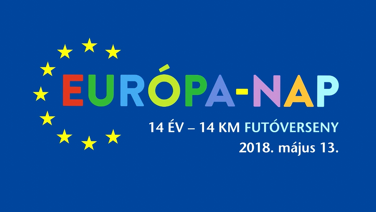 Csapatmunka az EU-s futáson